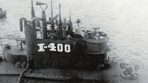Dive Discovers Missing Aircraft Hangar Of Sunken WWII-era Japanese Submarine