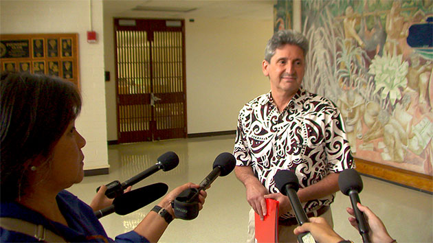 Lassner Supports Governor's Maunakea Plan