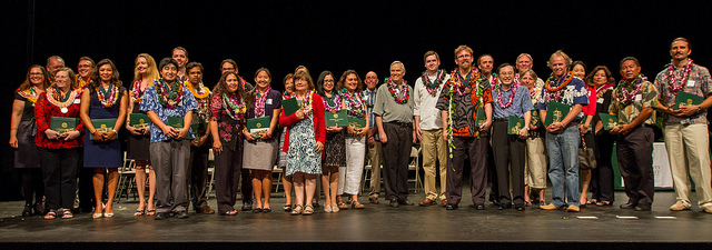 manoa faculty award winners