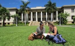 Hawaii Hall at UH Manoa