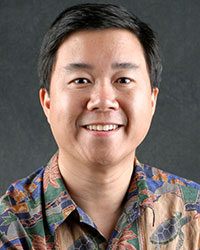 headshot, Jeffrey Yu
