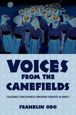 Voices from the Canefields bookcover