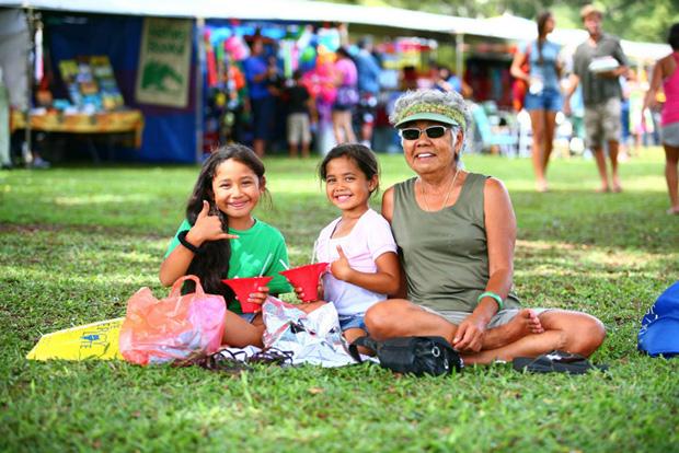 A Homegrown Celebration At Windward CC Hoʻolauleʻa