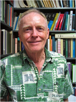 Photo of Professor Robert A. Blust