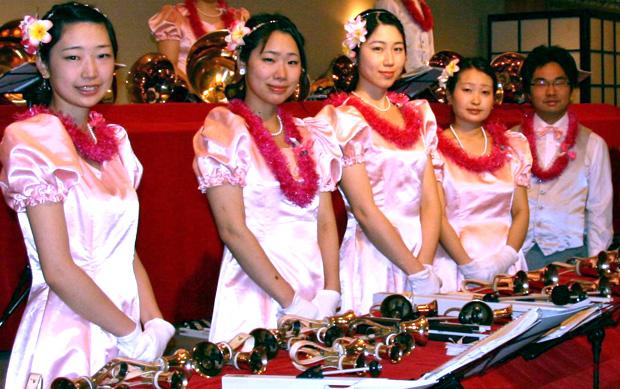 The Hakuoh Handell Choir