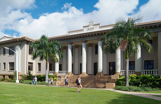 Recommendation For UH Mānoa Transitional Leadership Made To Board Of Regents