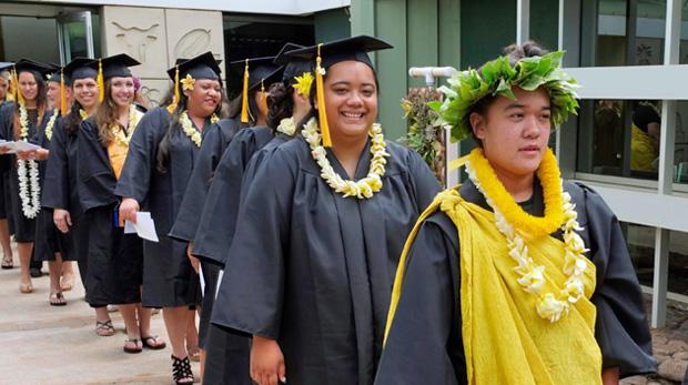 Molokai Education Center graduates