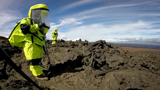 Lessons Learned From A Year On Simulated Mars