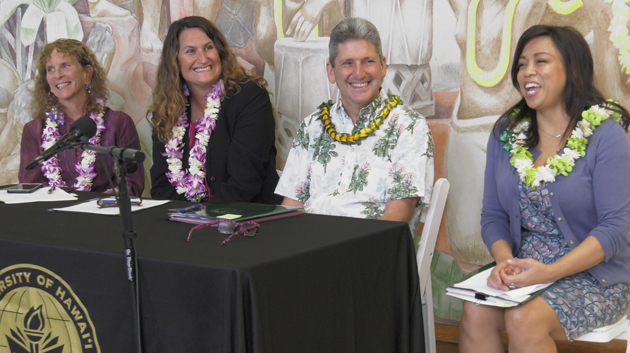 Domestic Violence Partnership Brings Community Support To UH Campuses