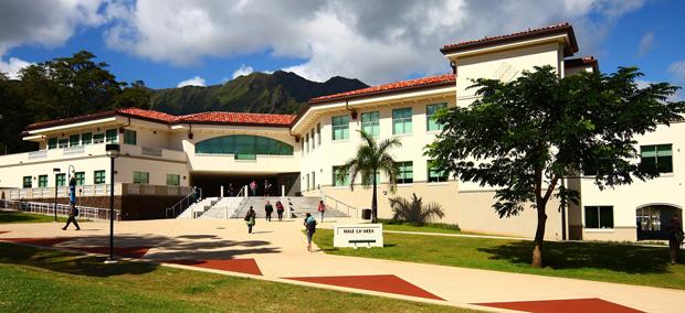 Windward Community College campus
