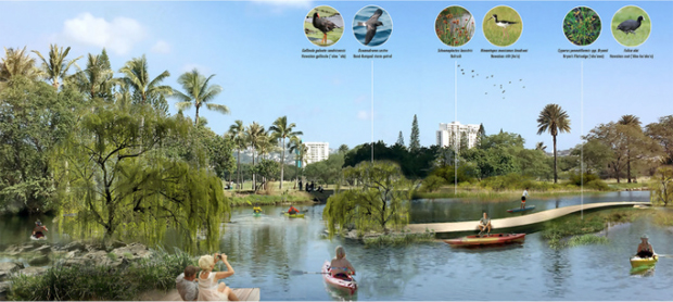 Make The Ala Wai Awesome Student Design Challenge Finalists Selected