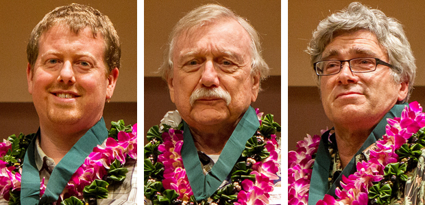 Mānoa Researchers Awarded Board Of Regents' Medals