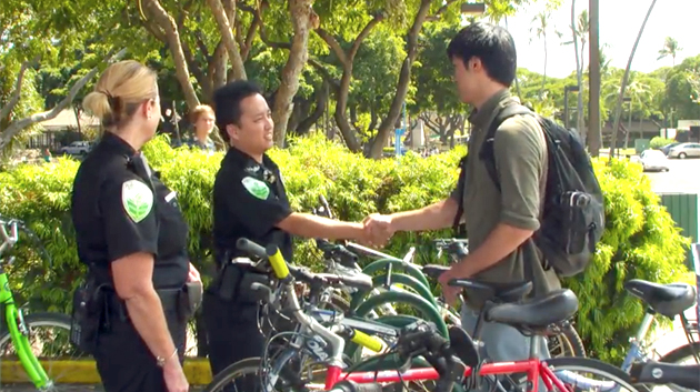 UH Mānoa Debuts Informational Video Promoting A Safe Campus