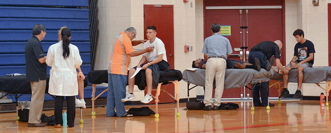 Hilo Medical ʻohana Helps Keep Vulcans Ready To Play
