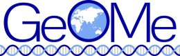 GeOMe logo