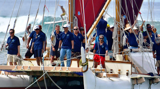 Voice Of The Sea Highlights Hōkūleʻa's Historic Voyage And Homecoming