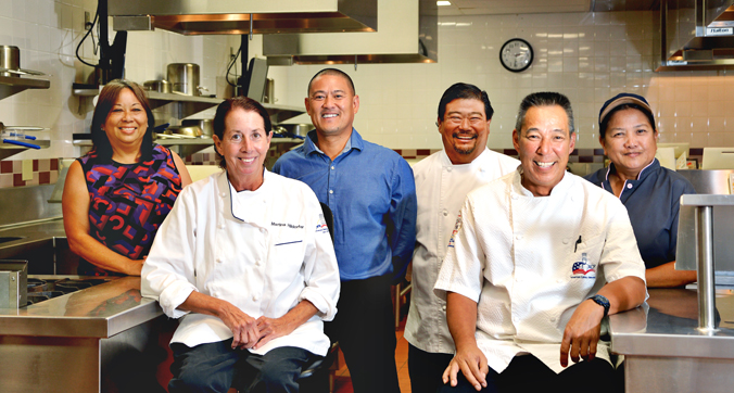 Kaua'i Community College Culinary Arts Program Awarded Accreditation