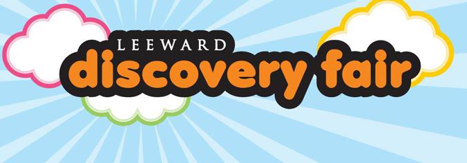 Annual Leeward Discovery Fair banner
