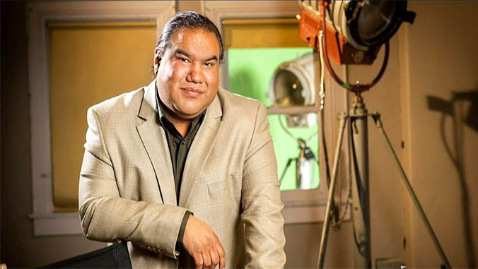 Native American Filmmaker Explores Indigenous Ways Of Viewing Reality