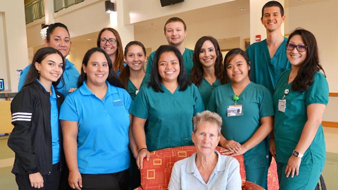 Kauaʻi Nursing Students Earn Mokihana Club Scholarships