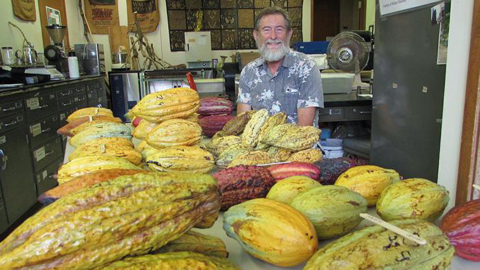 University Of Hawai'i Cacao Among World's Best