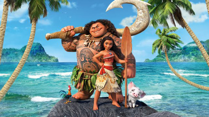 photo from Moana movie