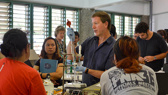Director Of NOAA Lab To Join UH Mānoa As Oceanography Professor