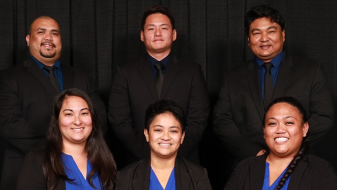 Honolulu CC Students Place 4th In National Construction Management Competition