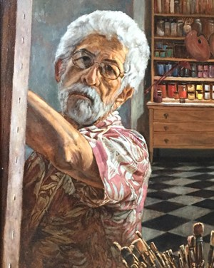 Gallery 'Iolani Honors Snowden Hodges In A Legacy Of Teaching