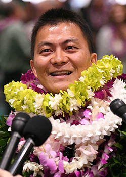 UH Mānoa Grad Wins $25,000 Milken Educator Award