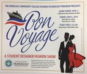 Honolulu C C Bon Voyage flyer
