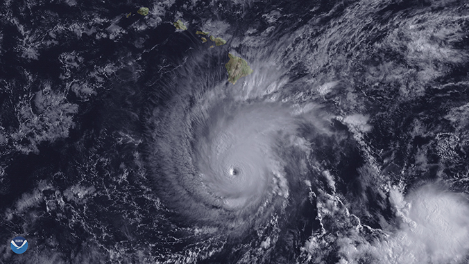 Hurricane Lane sparks state of emergency in Hawaii