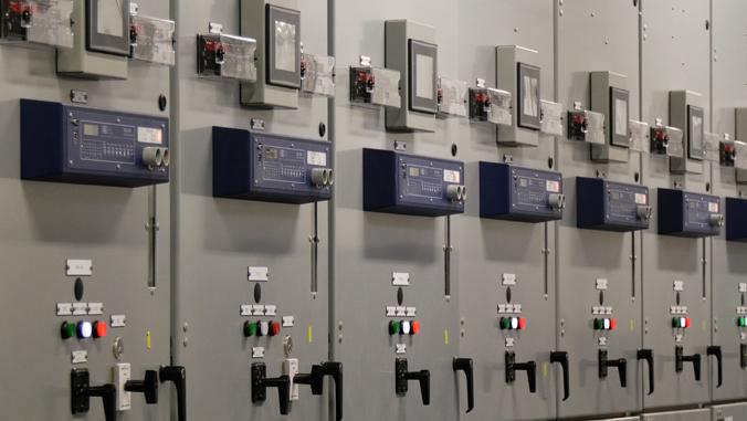 blue pillar energy monitor