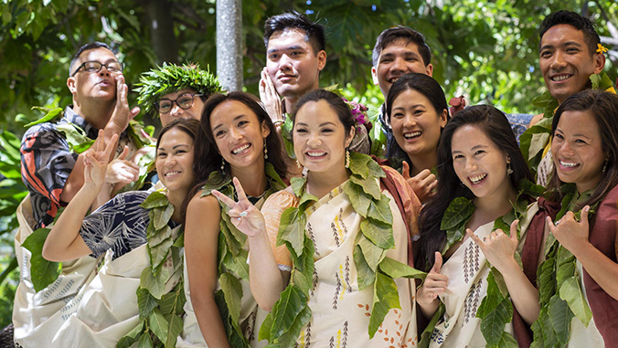 New Record Of Native Hawaiian And Filipino Doctors Graduate From The