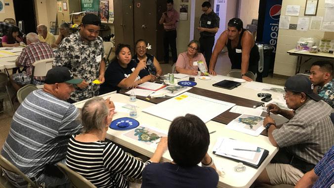 Community offers redesign ideas for Wahiawā park