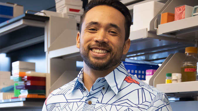 UH medical postdoc honored for heart research