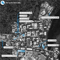 link to map of Mānoa campus PV systems