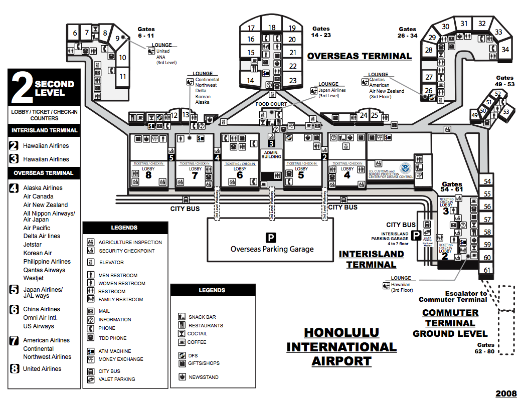 Kajo Airport Diagram