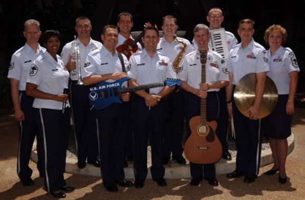 U.S. Air Force Band of the Pacific - Hana Hou