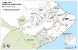 Kilauea June 27 Lava Flow map updated 7 a.m., January 9, 2015. Courtesy of Hawaii County Civil Defense