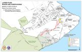 Kilauea June 27 Lava Flow map updated 8 a.m., January 17, 2015. Courtesy of Hawaii County Civil Defense