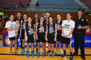 Girls 14-and-Under 'Stray-Kats'