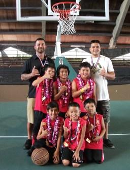 Boys 8-and-Under 'Alakai'