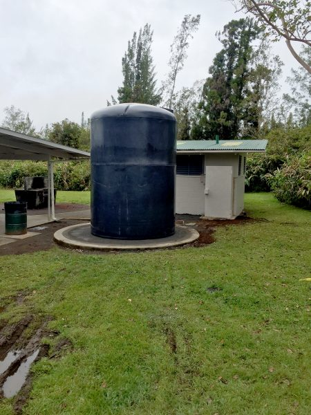 Glenwood Park Water Tank