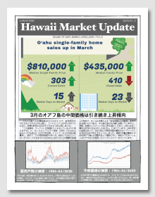 Hawaii Market Update No.13