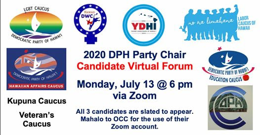 DPH Chair forum 2020