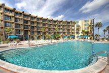 Hawaiian Inn Daytona Beach Florida