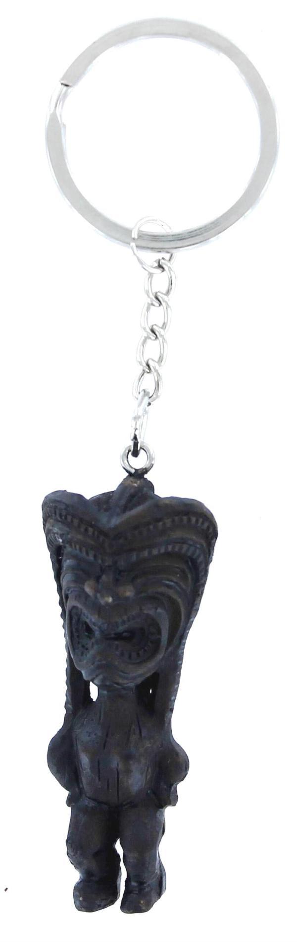 Hawaii Key Chain Keychain Tiki God Of Luck