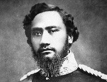 King Kamehameha IV - Alexander Liholiho