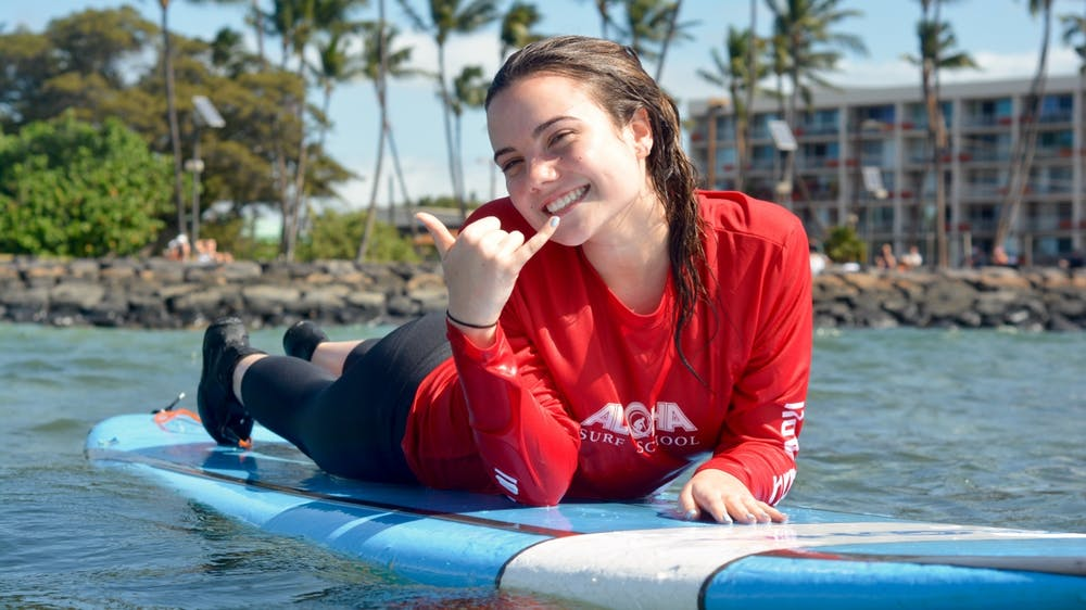 Where to Take Surf Lessons in Kihei